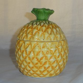 Pineapple shape design storage jar