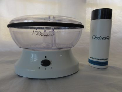 Joy Mangano Sonic Jewelry cleaner