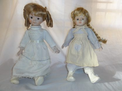 collectible ceramic dolls