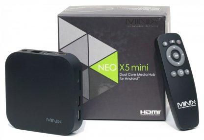 MiniX Android TV Box